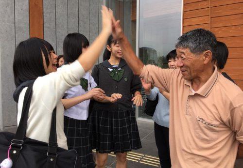 民泊修学旅行@陸前高田が東海新報に掲載されました